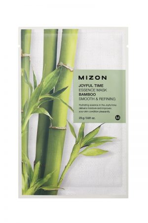 Mizon Joyful Time Essence Mask Bamboo