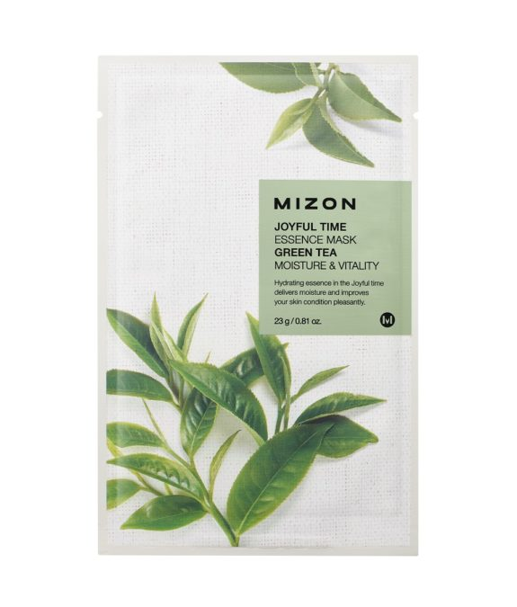 Mizon Joyful Time Essence Mask Green Tea