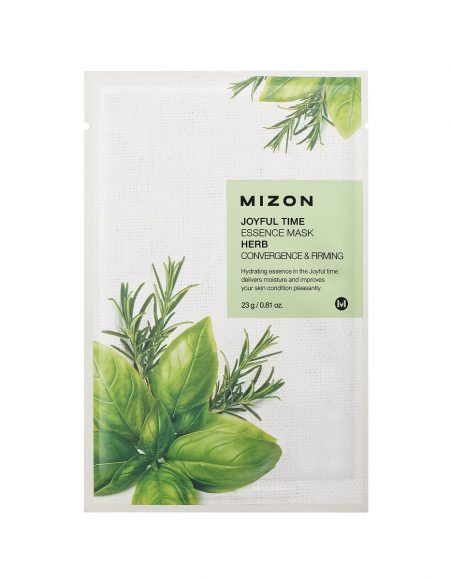 Mizon Joyful Time Essence Mask Herb