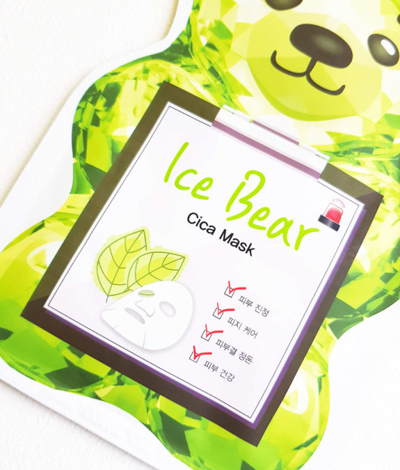 SNP Ice Bear Cica Mask 2