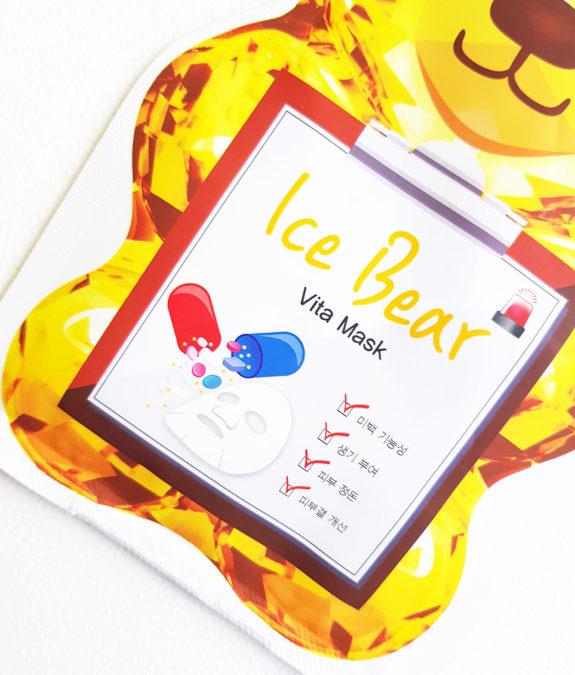 SNP Ice Bear Vita Mask 2