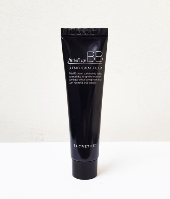 Secret Key Finish Up BB Cream 3