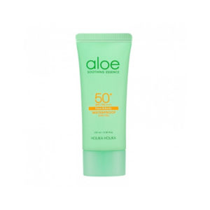 aloe soothing essence waterproof sun gel