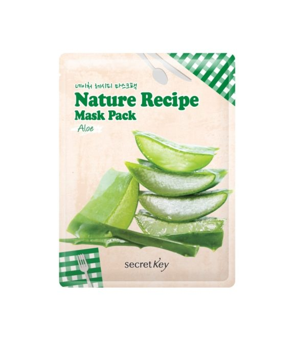 Nature Recipe Mask Pack Pearl