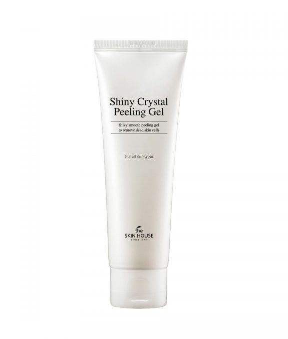 shiny crystal peeling gel
