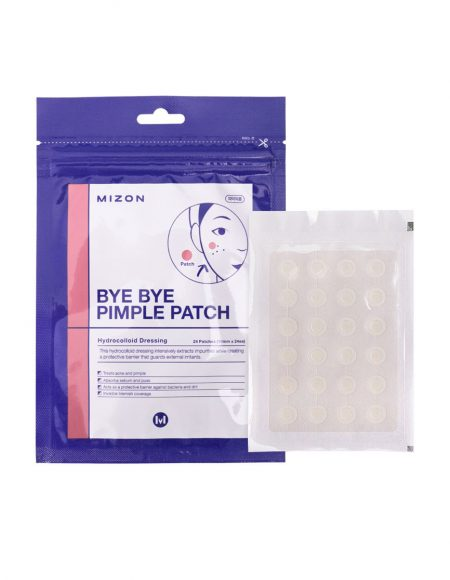 Bye Bye Pimple Patch -finnilaastarit 24kpl