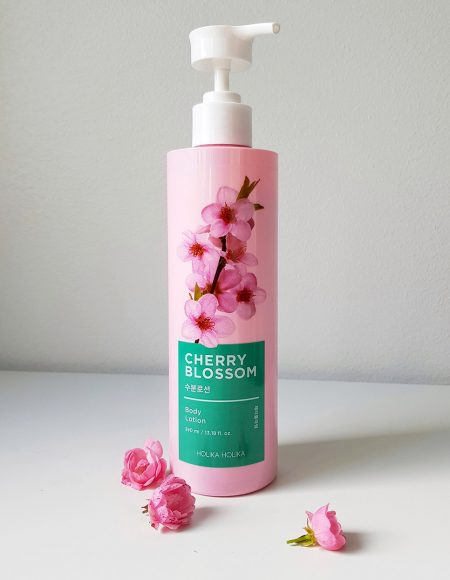 Holika Holika Cherry Blossom Body Lotion