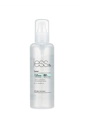 Holika Holika Less On Skin Toner -kasvovesi