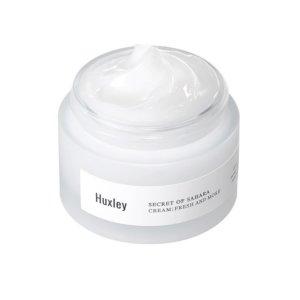 Huxley Glow Awakening Cream -kasvovoide