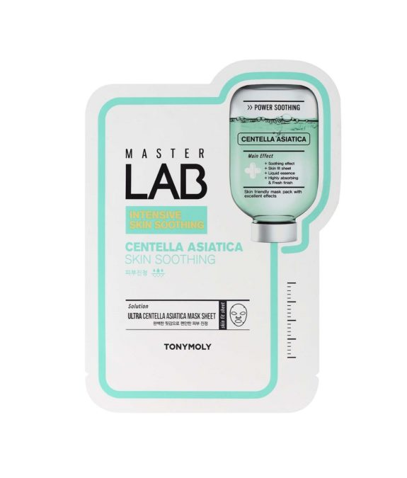 TonyMoly Master Lab Centella Asiatica Sheet Mask