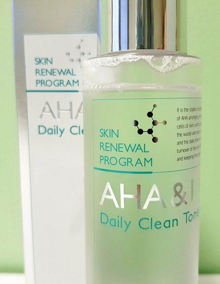 Mizon AHA Daily Clean Toner -kasvovesi