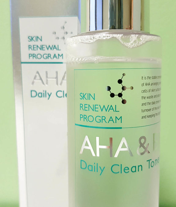 Mizon AHA Daily Clean Toner
