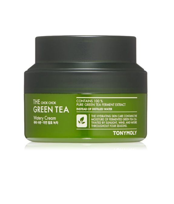 TonyMoly Chok Chok Green Tea Watery Cream