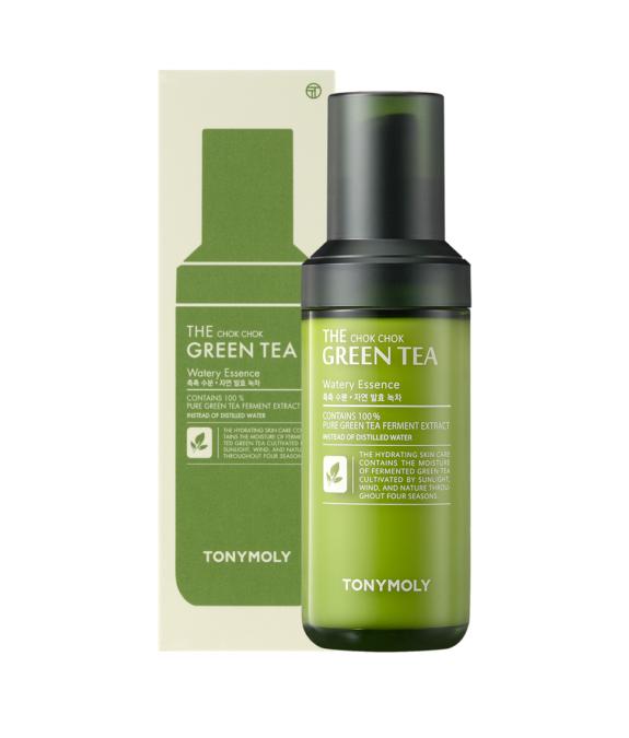 TonyMoly Chok Chok Green Tea Watery Essence