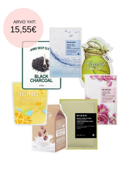 Sheet Mask Explorer setti