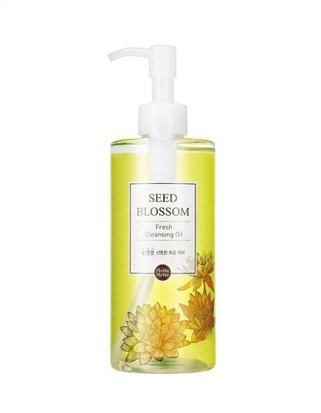 Holika Holika Seed Blossom Fresh Cleansing Oil 1