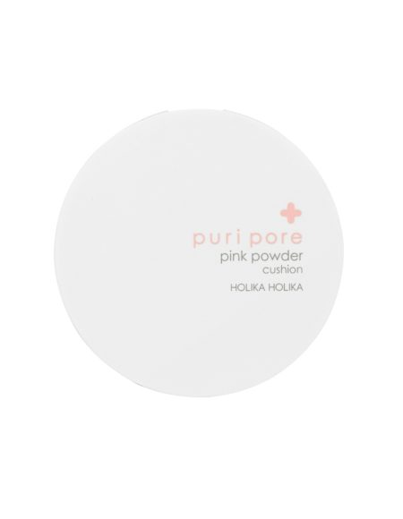 Holika Holika Puri Pore Pink Powder Cushion rasia
