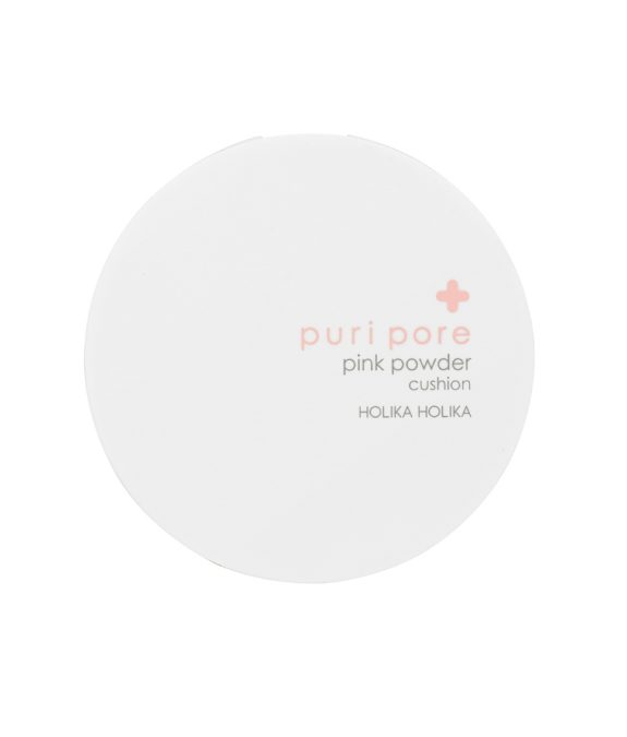 Holika Holika puri-pore-pink-powder-cushion 2
