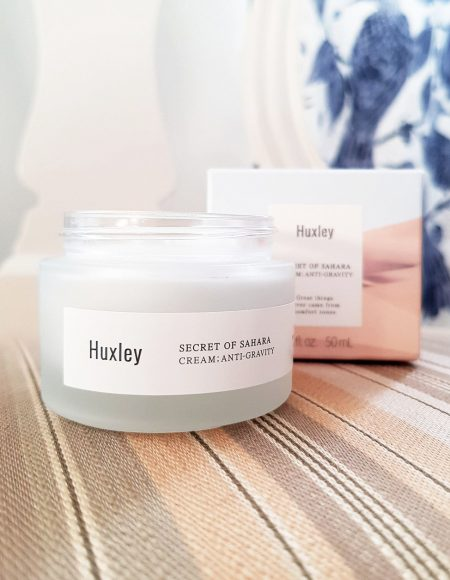 Huxley Anti-Gravity Cream -kasvovoide