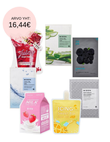 Sheet Mask Explorer