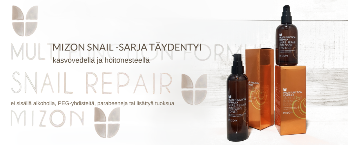 Snail Repair Intensive Toner & Essence
