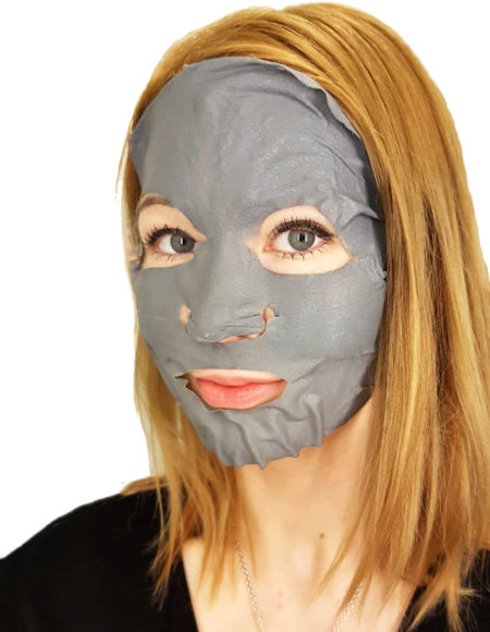 A'pieu Pore Deep Clear Gray Mud Mask