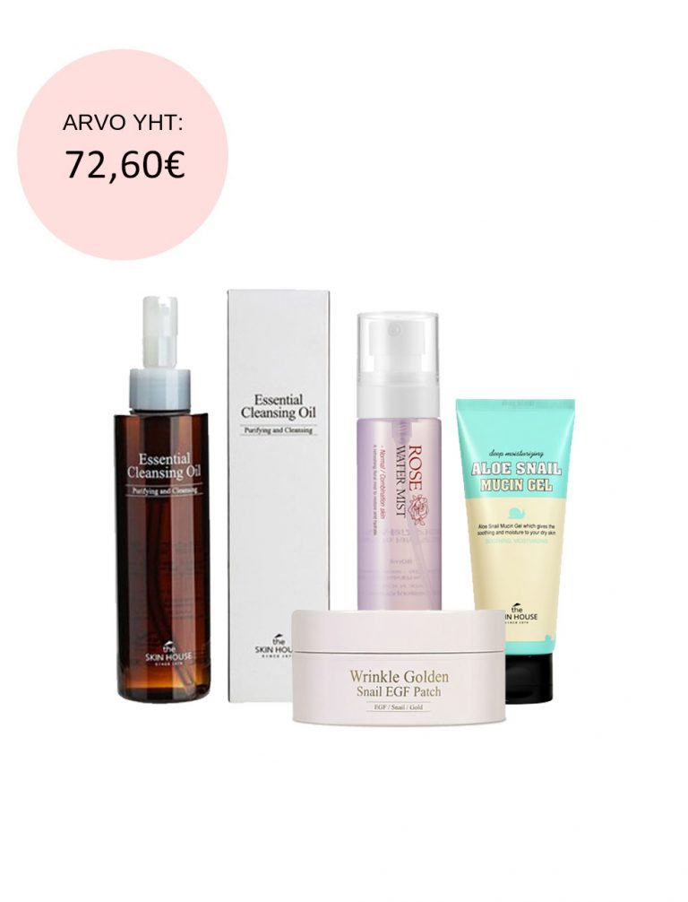 Best Seller Box The Skin House