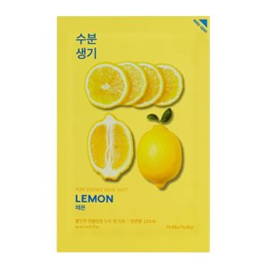 Pure Essence Mask Sheet Lemon