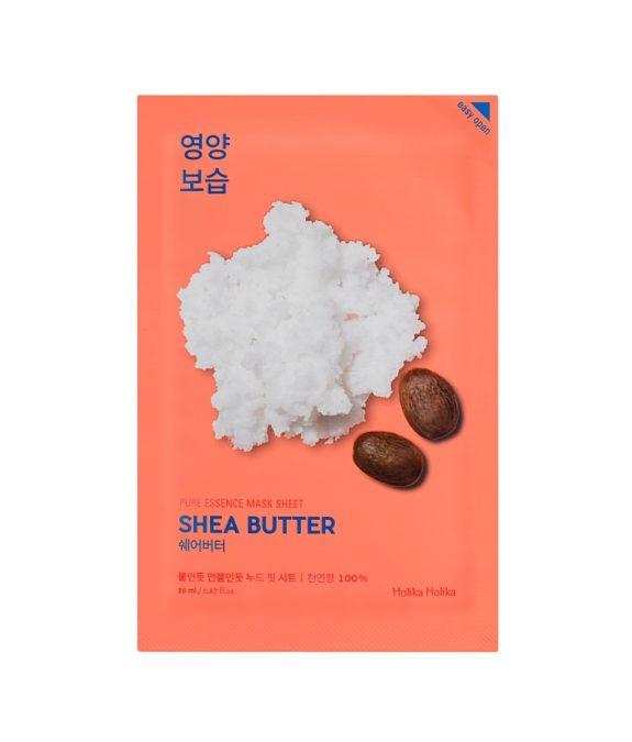 Pure Essence Mask Sheet Shea Butter