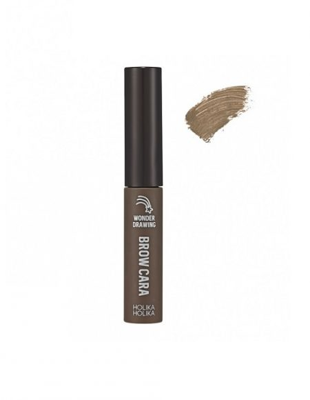 Holika Holika Wonder Drawing Brow Mascara 05 Ash Brown