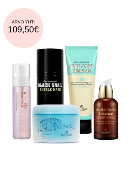 Best Seller Box The Skin House Bearel