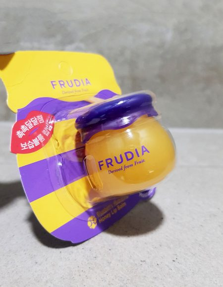 Frudia Blueberry Lip Balm -huulivoide