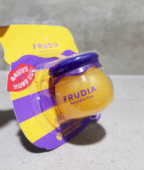 Frudia Blueberry Lip Balm pakkaus