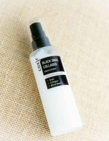 Coxir Black Snail Collagen Emulsion