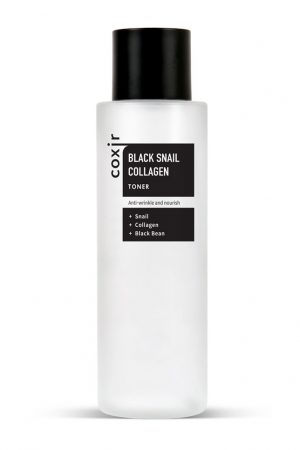 Coxir Black Snail Collagen Toner