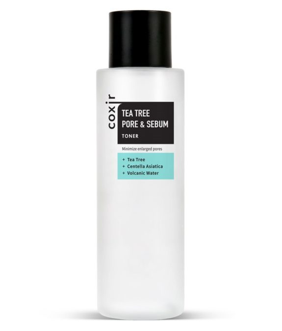Coxir Tea Tree Pore & Sebum Toner