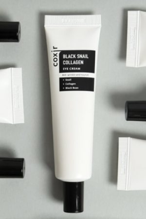 Coxir Black Snail Collagen Eye Cream