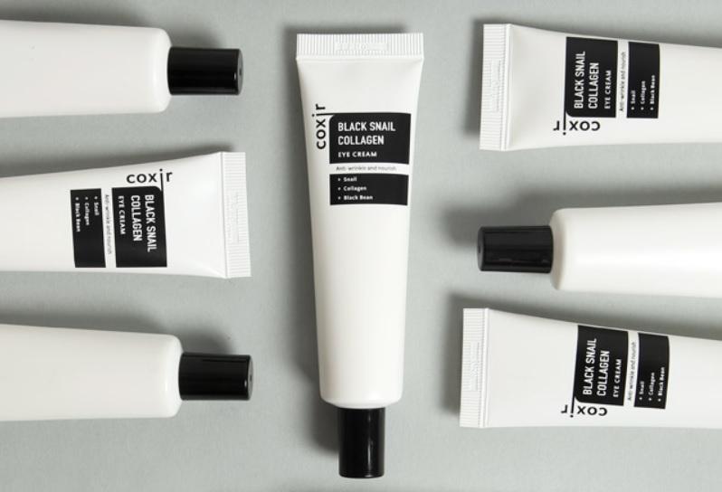 Coxir Black Snail Collagen Eye Cream