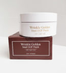 Wrinkle Golden Snail EGF Eye Patch -pakkaus