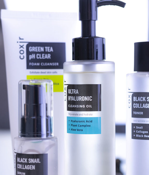 Coxir Ultra Hyaluronic Cleansing Oil Bearel 1