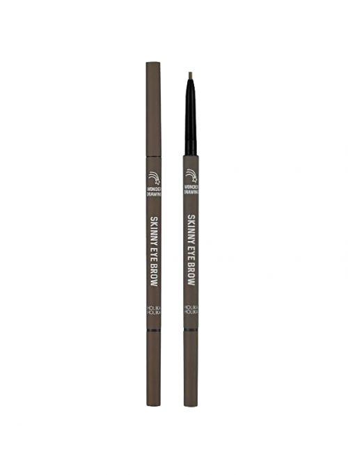 Holika Holika Wonder Drawing Skinny Eyebrow 05 Ash Brown