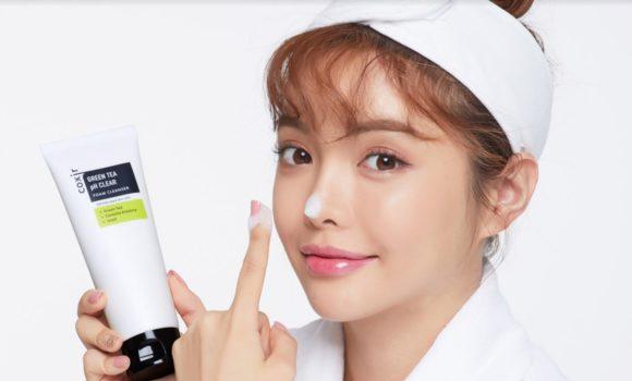 greentea ph clear foam cleanser1