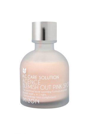 Mizon Blemish Out Pink Spot sekoitettuna