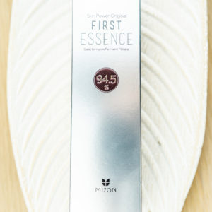 Mizon The Original First Essence pakkaus
