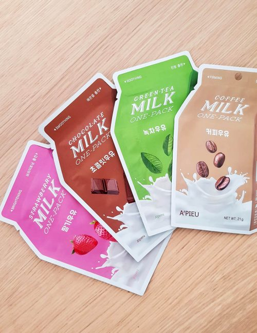 Tilaajalahja Apieu Milk One Pack – Bearel 2