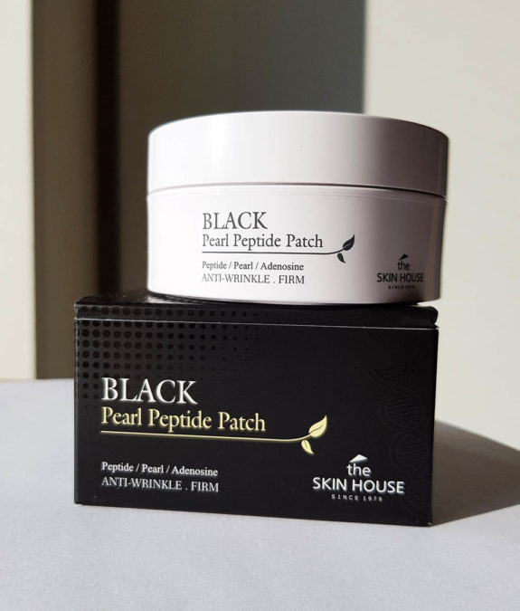 Black Pearl Peptide Patch 3