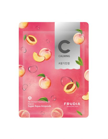 Frudia My Orchard Squeeze Mask Peach