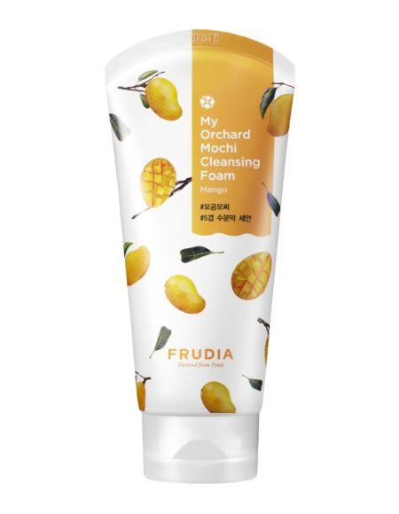 my orchard mochi cleansing foam mango