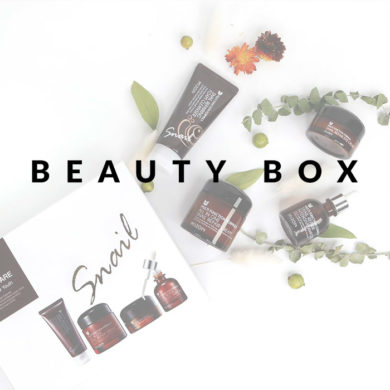 Beauty Box -kauneusboksit