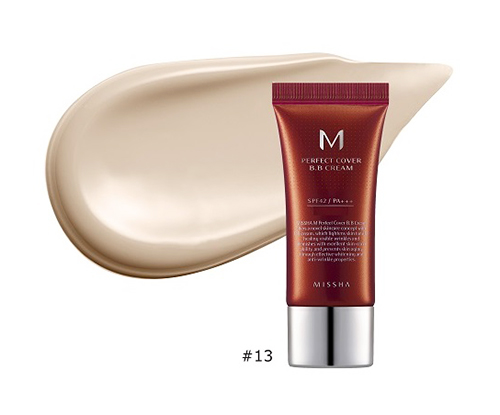 M Perfect Cover BB Cream 13